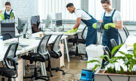 Sprzątanie Biur w Warszawie